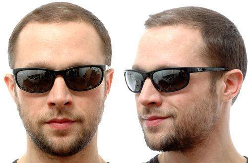 ray ban predator 2 polarized lenses