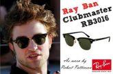 Óculos de sol Ray Ban RB3016 ClubMaster